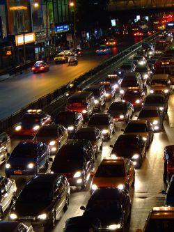 Llegar por carretera a Tailandia