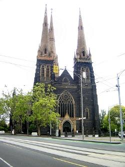 St Patrick's Cathedral de Melbourne