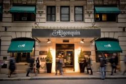Hotel Algonquin Hotel  de