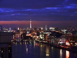 Noche en Berlin