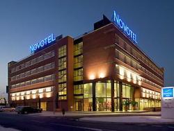 Hotel Suite Novotel Malaga Centro de