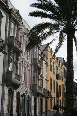 Vegueta en Gran Canaria