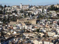 El Albayzín de Granada