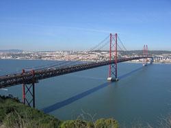 Llegar por Carretera a Lisboa
