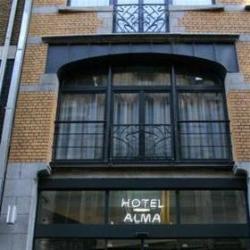 Hotel Alma Grand Place de