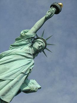 Como Llegar  a la Estatua de la Libertad