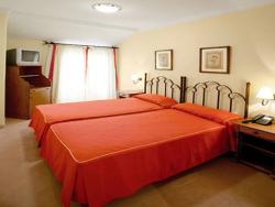 Servicios del Hotel Tribuna Malagueña