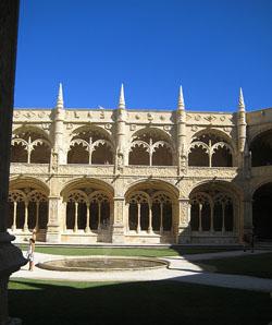 Monasterio de los Jeronimos de Lisboa