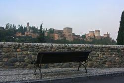 El barrio del Sacromonte de Granada