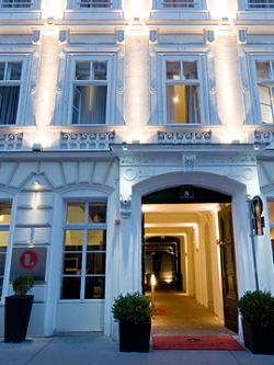 Hotel The Levante Laudon Apartments  de