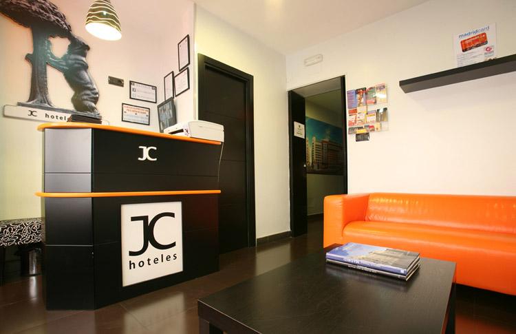 JC Rooms Puerta del Sol