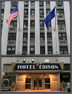 Hotel Edison Towers  de