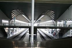 Llegar en Tren o en Barco a Sevilla