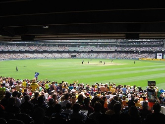 Melbourne Cricket Ground y Melbourne Park