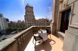 Reservar Hotel Avenida Palace de Barcelona