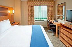 Servicios del Hotel Holiday Inn Express Times Square