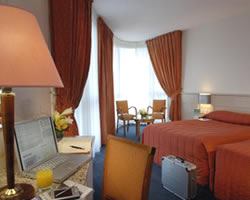 Servicios del Hotel Holiday Inn Paris La Villete