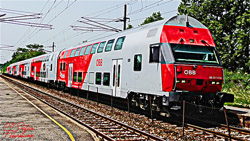 Llegar en Tren a Viena