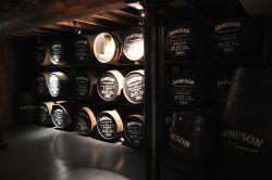 Destilería Jameson de Dublín