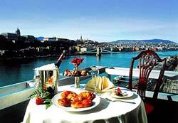 Servicios del Hotel Marriott Budapest