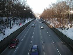 Llegar por Carretera a Viena