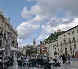 La Plaza Nueva de Granada